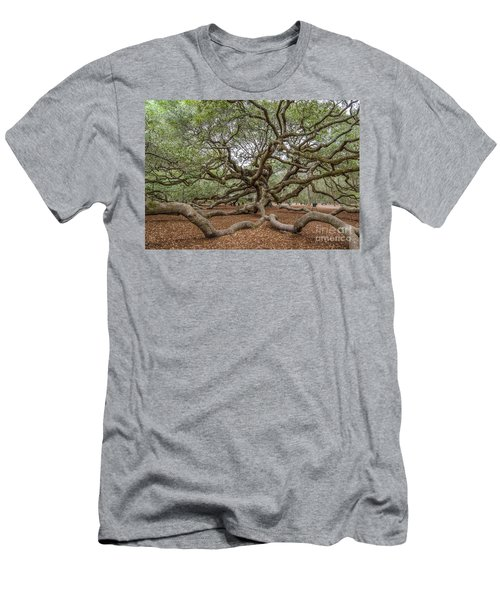 Twisted Limbs Men's T-Shirt (Athletic Fit)