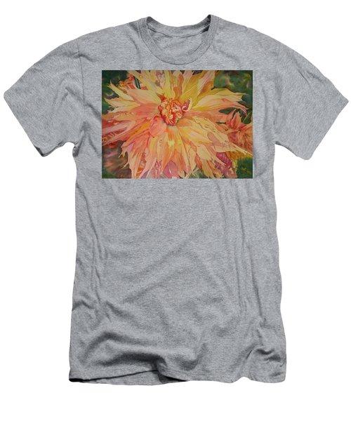 Unfolding Men's T-Shirt (Slim Fit) by Tara Moorman
