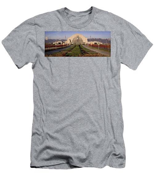 Union Terminal Men's T-Shirt (Athletic Fit)