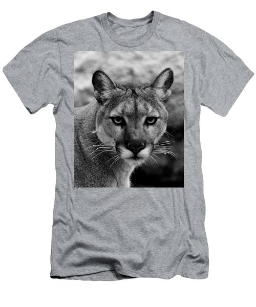 Untamed Men's T-Shirt (Slim Fit) by Swank Photography