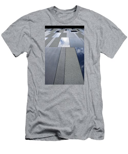Up The Wall Men's T-Shirt (Athletic Fit)