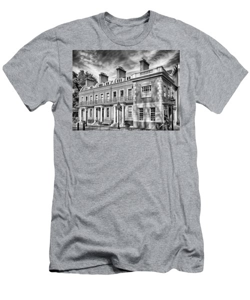 Men's T-Shirt (Athletic Fit) featuring the photograph Upper Regents Street by Howard Salmon