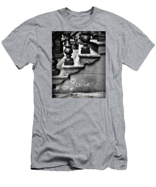 Urban Love Men's T-Shirt (Athletic Fit)