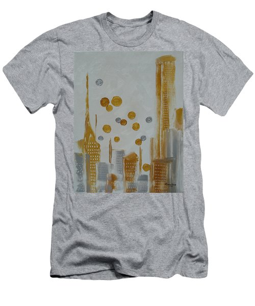 Urban Polish Men's T-Shirt (Slim Fit) by Judith Rhue