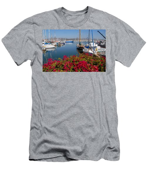 Ventura Harbor Men's T-Shirt (Athletic Fit)