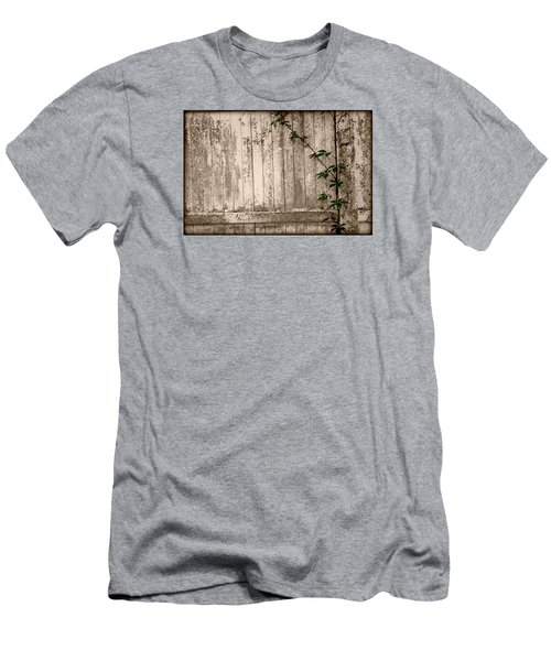 Vine And Fence Men's T-Shirt (Athletic Fit)