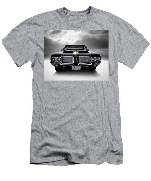 Vintage 442 Men's T-Shirt (Athletic Fit)