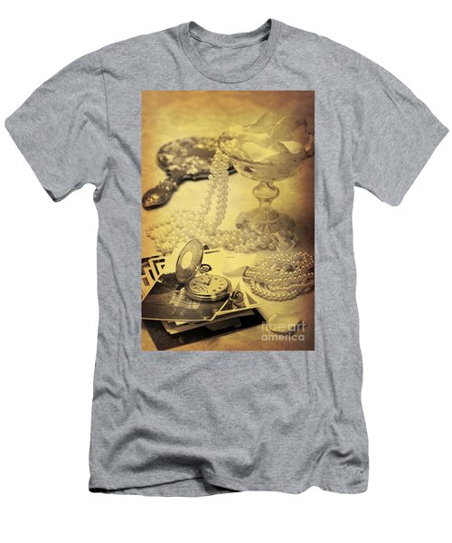 Vintage Photographs Men's T-Shirt (Athletic Fit)