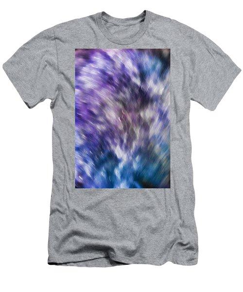 Violet Breeze Men's T-Shirt (Athletic Fit)