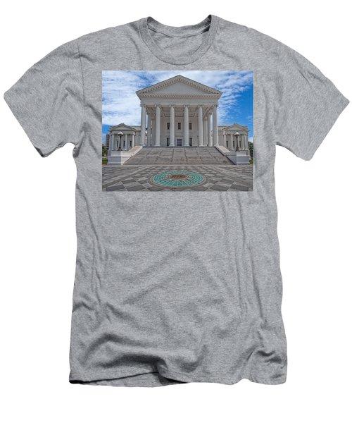 Virginia Capitol Men's T-Shirt (Athletic Fit)
