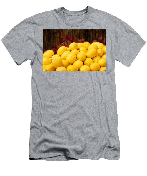 Men's T-Shirt (Athletic Fit) featuring the photograph Vitamin C by Gunter Nezhoda