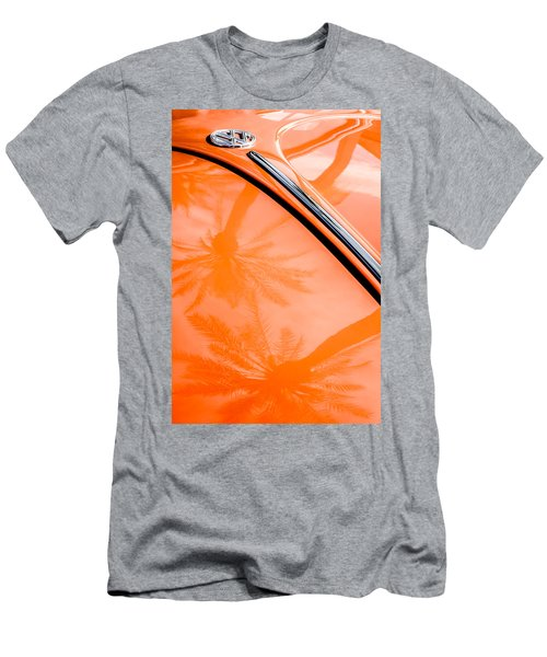 Volkswagen Vw Bug - Beetle Emblem -0164c Men's T-Shirt (Athletic Fit)