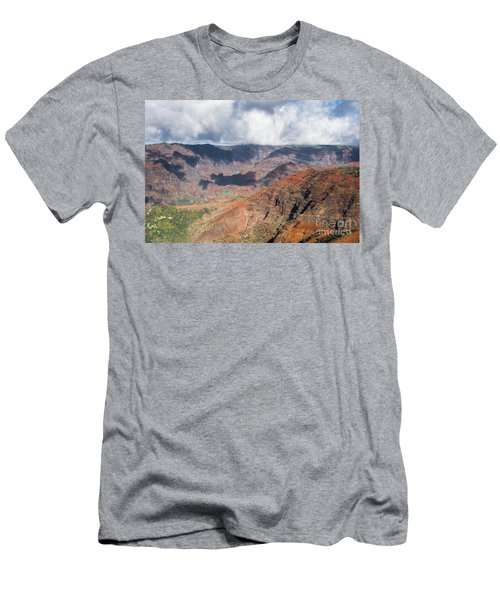 Waimea Canyon Men's T-Shirt (Athletic Fit)