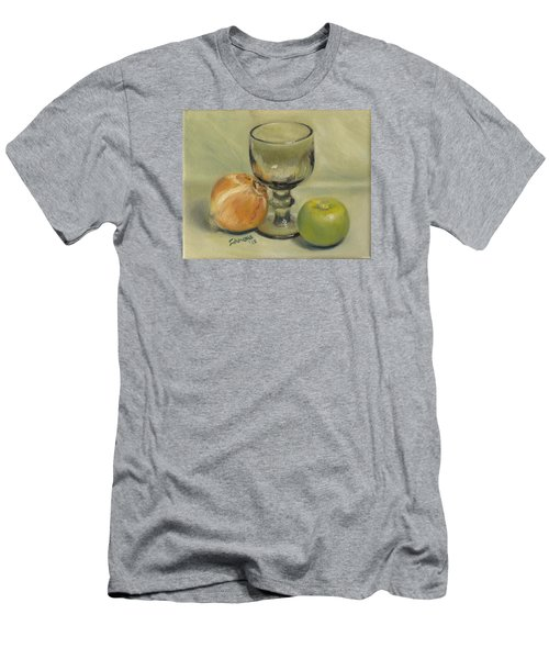 Waiting For Merlot Men's T-Shirt (Athletic Fit)