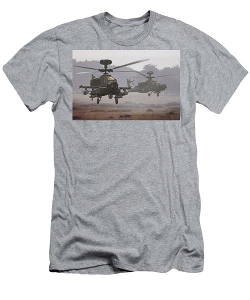 Waltz Of The Hunters Men's T-Shirt (Athletic Fit)