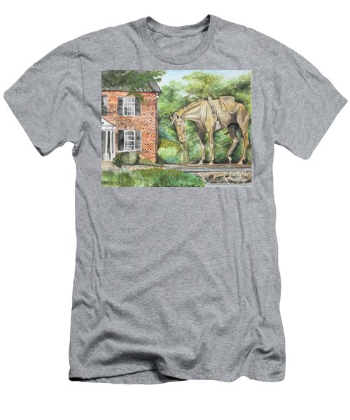 War Horse Memorial Men's T-Shirt (Athletic Fit)