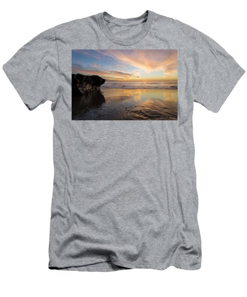 Warm Glow Of Memory Men's T-Shirt (Athletic Fit)