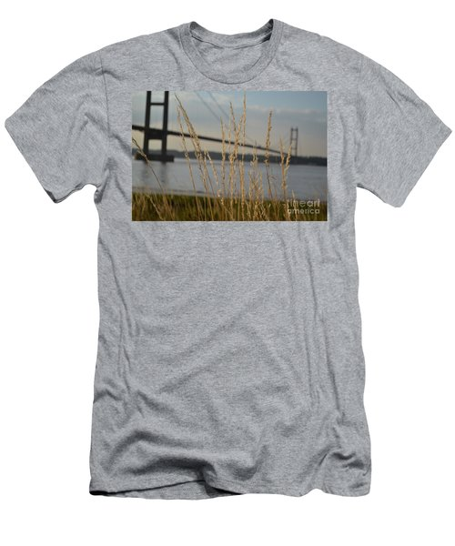 Wasting Time By The Humber Men's T-Shirt (Athletic Fit)
