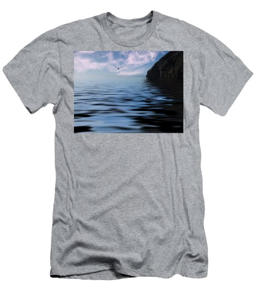 What A View Men's T-Shirt (Athletic Fit)