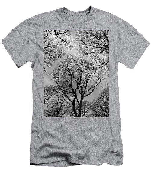 What Can You See Men's T-Shirt (Athletic Fit)