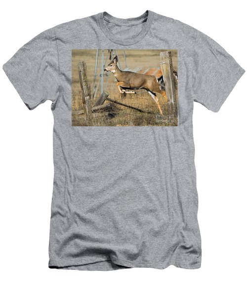 What Fence Men's T-Shirt (Athletic Fit)