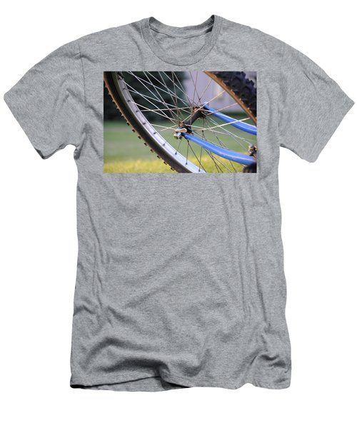 Wheeling Men's T-Shirt (Athletic Fit)