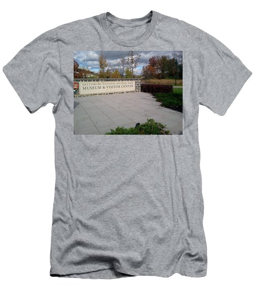 Where It All Started Men's T-Shirt (Athletic Fit)