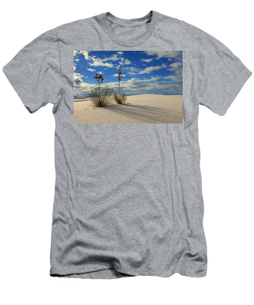 White Sands Afternoon 2 Men's T-Shirt (Athletic Fit)