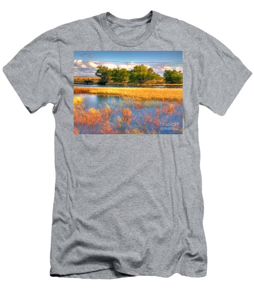 Whitewater Draw Men's T-Shirt (Athletic Fit)