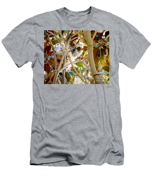 Whooo Are You? Men's T-Shirt (Athletic Fit)