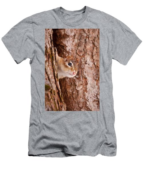 Whos That Knocking On My Door Men's T-Shirt (Athletic Fit)