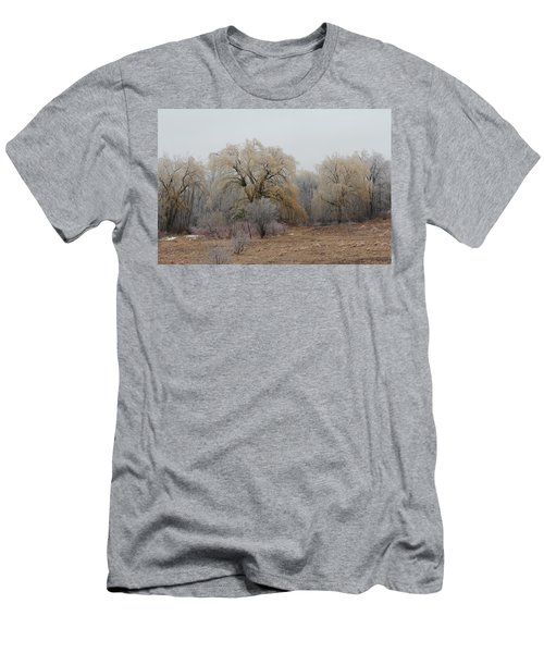 Willow Trees Iced Men's T-Shirt (Athletic Fit)
