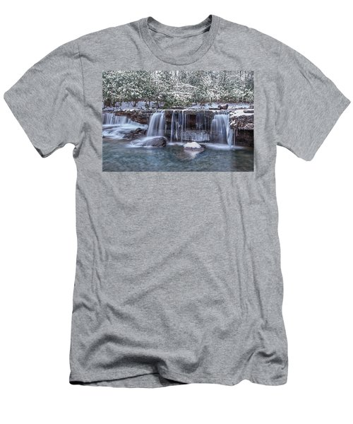 Winter A Camp Creek Men's T-Shirt (Athletic Fit)