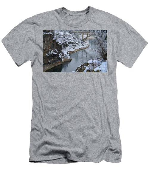 Winter Fashion Men's T-Shirt (Athletic Fit)
