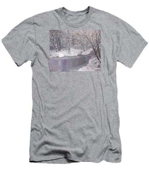 Winter Men's T-Shirt (Slim Fit)