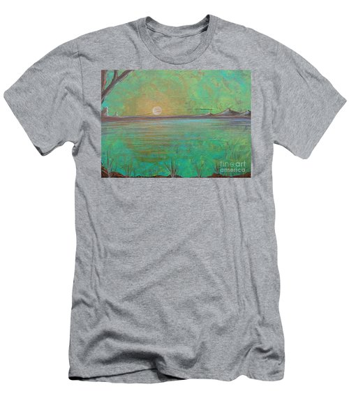 Winter Solitude 7 Men's T-Shirt (Athletic Fit)