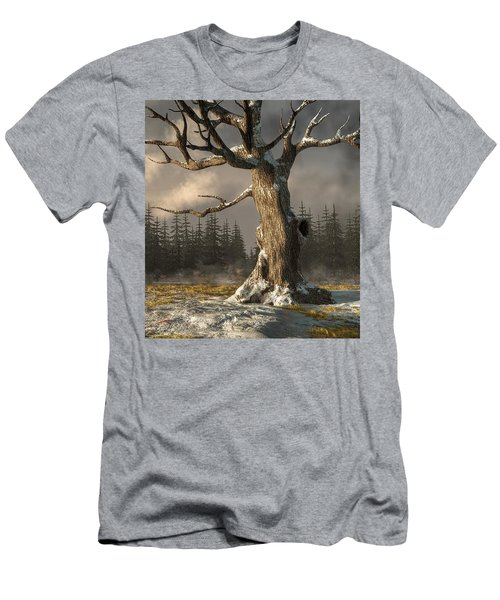 Winterscape Men's T-Shirt (Athletic Fit)