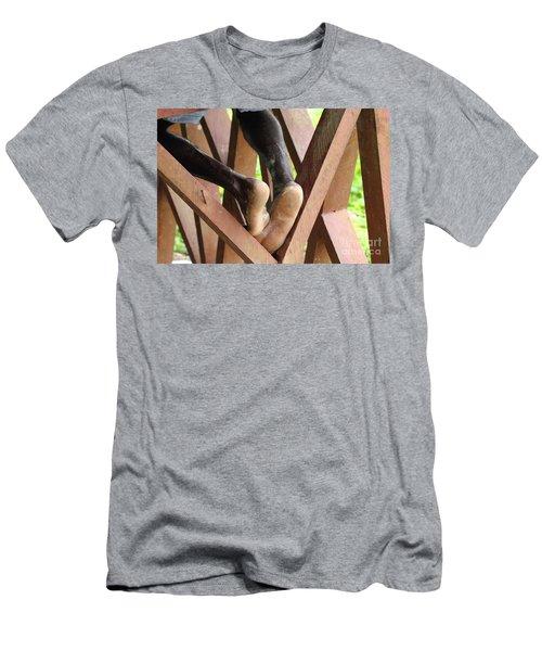 Without Title Men's T-Shirt (Athletic Fit)