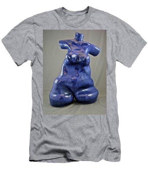 Woman #4 Men's T-Shirt (Slim Fit)