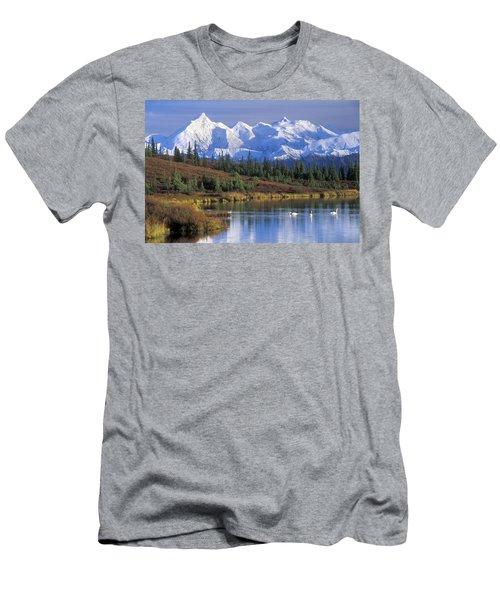 Wonder Lake 2 Men's T-Shirt (Athletic Fit)