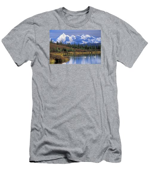 Wonder Lake 2 Men's T-Shirt (Athletic Fit)