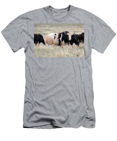 Yak Yak Yak Men's T-Shirt (Athletic Fit)