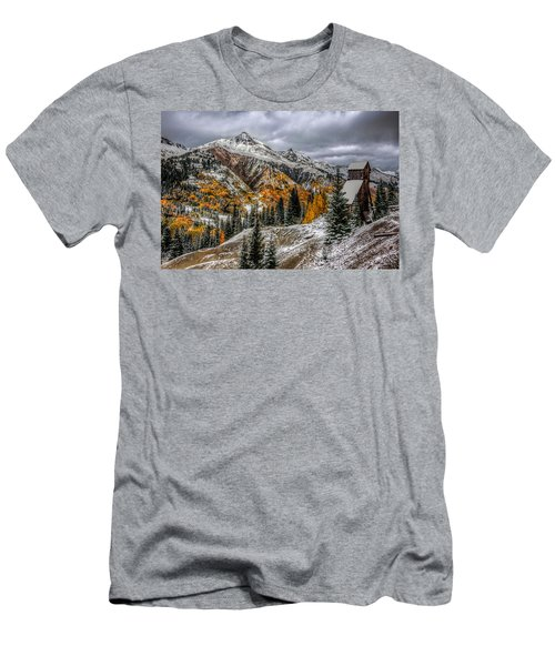 Yankee Girl Mine Men's T-Shirt (Slim Fit) by Ken Smith