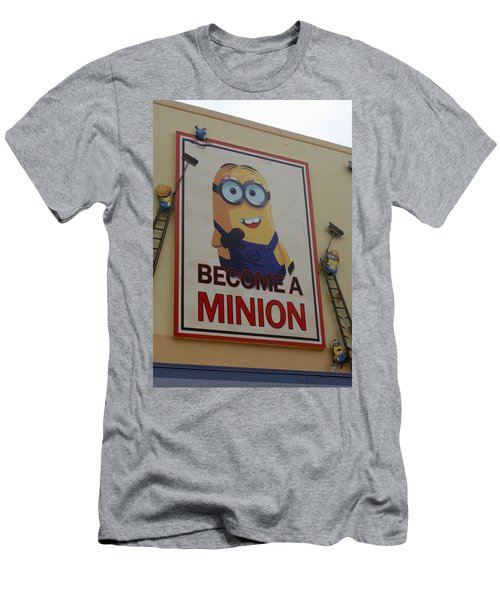 Year Of The Minions Men's T-Shirt (Athletic Fit)
