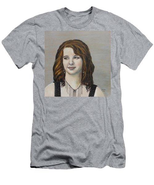 Yesteryear Men's T-Shirt (Slim Fit) by Jeanne Fischer