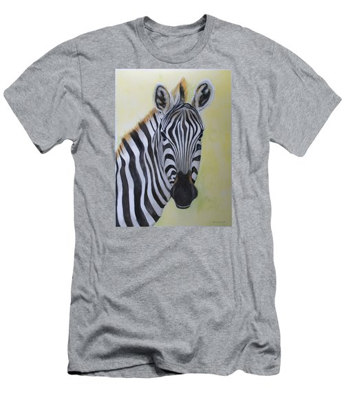 Yipes Stripes Men's T-Shirt (Athletic Fit)
