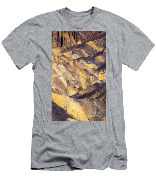 Zabriskie Color Men's T-Shirt (Slim Fit) by Mike  Dawson