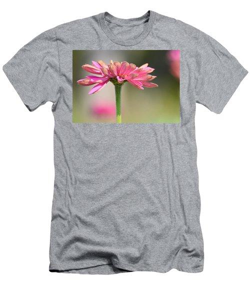 Zinnia Men's T-Shirt (Athletic Fit)