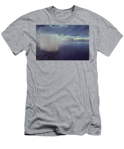 Infrared At Llyn Brenig Men's T-Shirt (Athletic Fit)