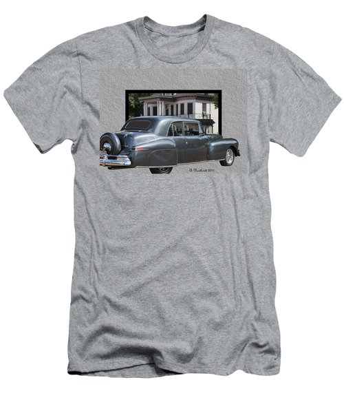 1947 Lincoln Continental Coupe Men's T-Shirt (Athletic Fit)